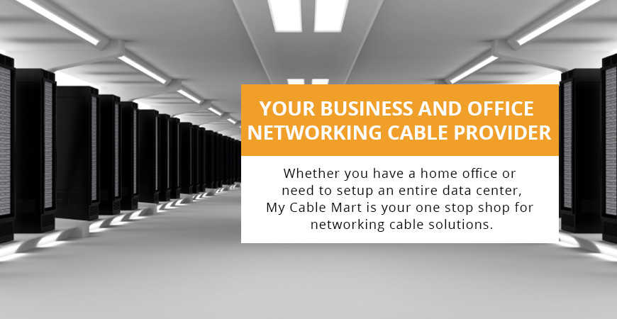 Your business and office networking cable provider