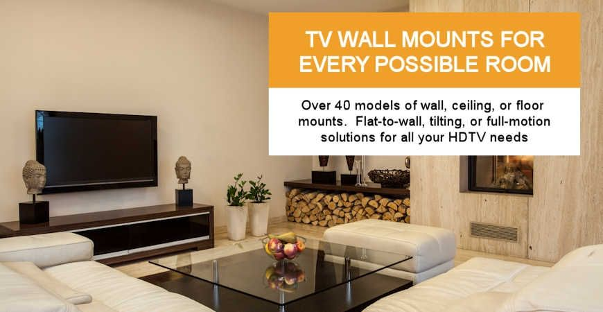 TV Mounts for Every Room