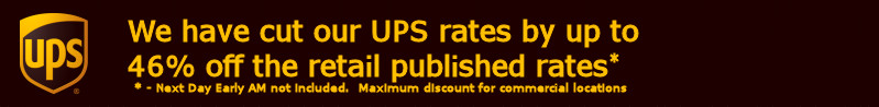 UPS Rate Cut Message